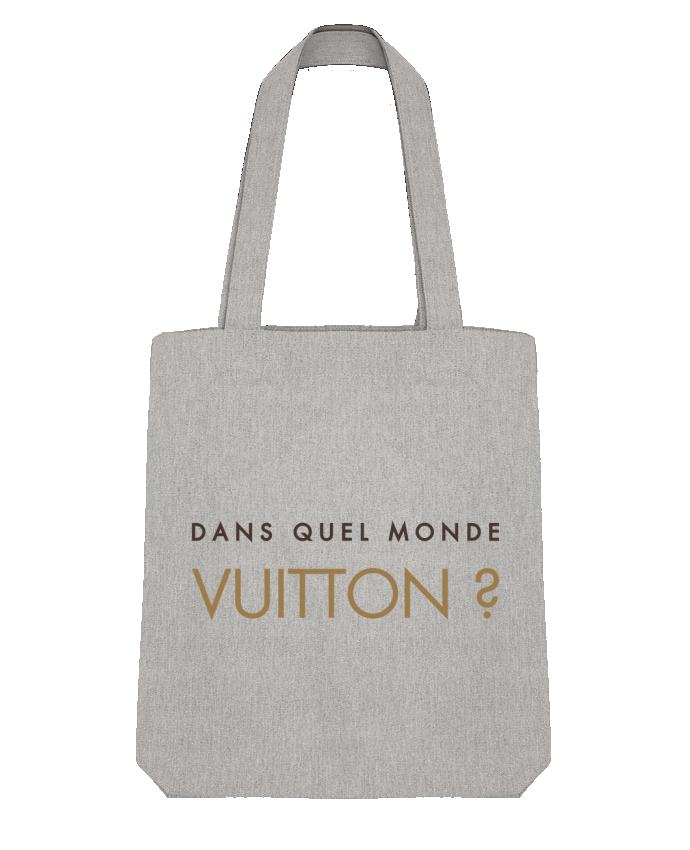 Tote Bag Stanley Stella Dans quel monde Vuitton ? par tunetoo
