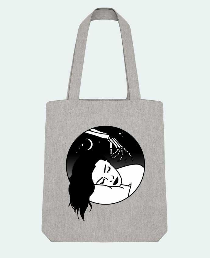 Tote Bag Stanley Stella Cauchemar par tattooanshort