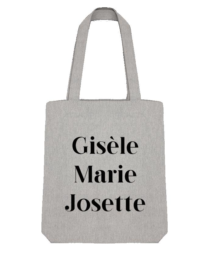 Tote Bag Stanley Stella Gisèle Marie Josette par tunetoo