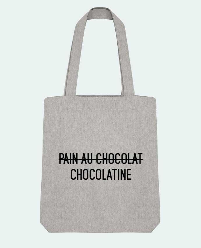 Tote Bag Stanley Stella Chocolatine par tunetoo