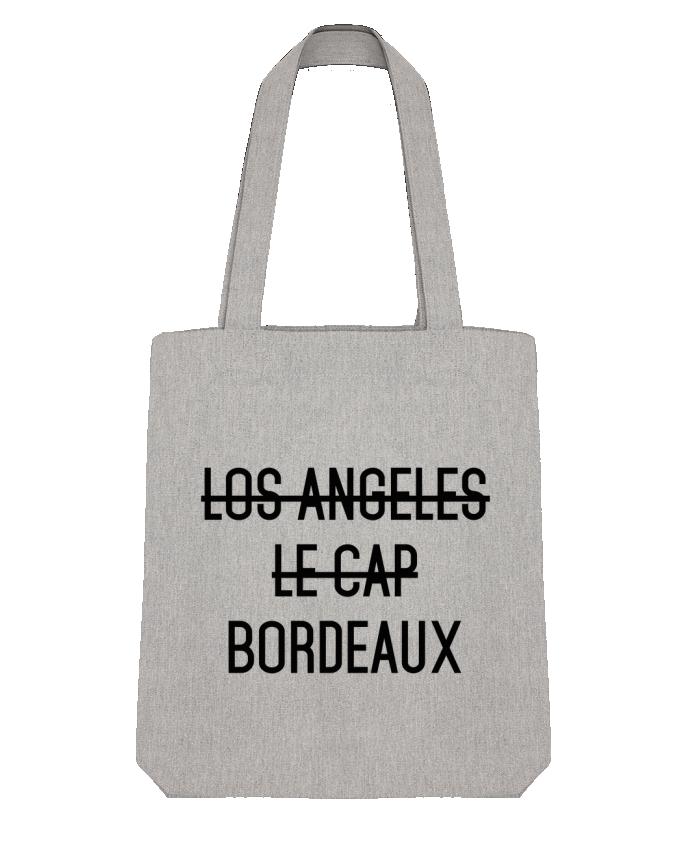 Tote Bag Stanley Stella 1er Bordeaux par tunetoo