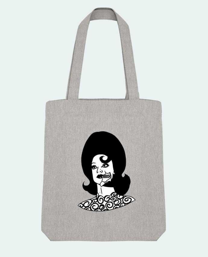 Tote Bag Stanley Stella Miss Alien par tattooanshort
