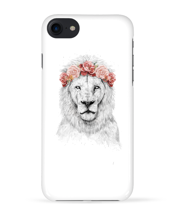 Coque 3D Iphone 7 Festival Lion de Balàzs Solti