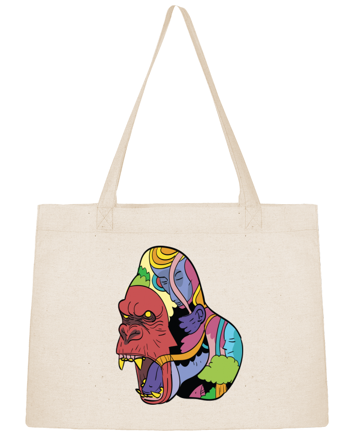 Sac Shopping wrathofnature par Arya Mularama