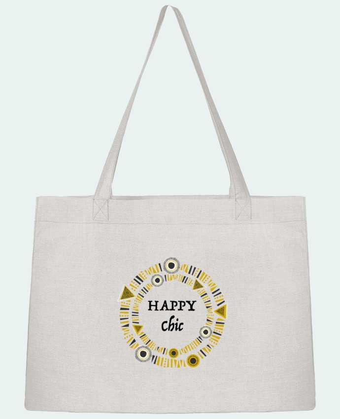 Sac Cabas Shopping Stanley Stella Happy Chic par LF Design