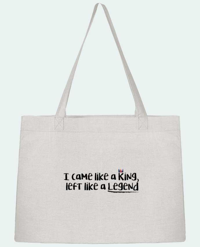 Sac Cabas Shopping Stanley Stella I came like a king par tunetoo