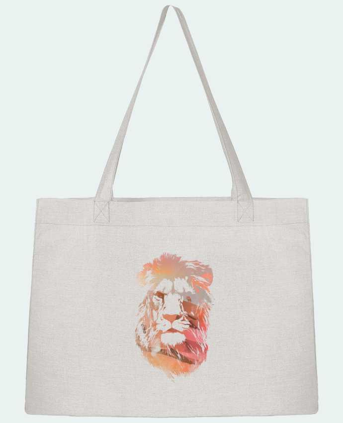 Sac Cabas Shopping Stanley Stella Desert lion par robertfarkas