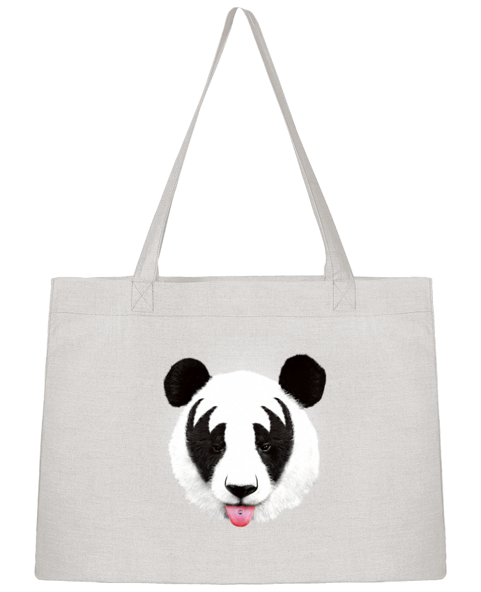 Sac Cabas Shopping Stanley Stella Kiss of a panda par robertfarkas
