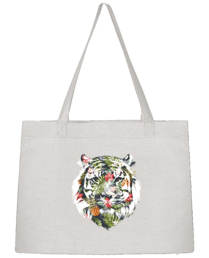 Sac Cabas Shopping Stanley Stella Tropical tiger par robertfarkas