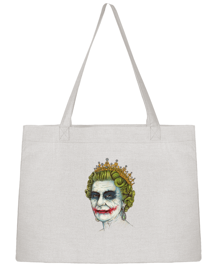 Sac Cabas Shopping Stanley Stella God sav the vilain par Enkel Dika