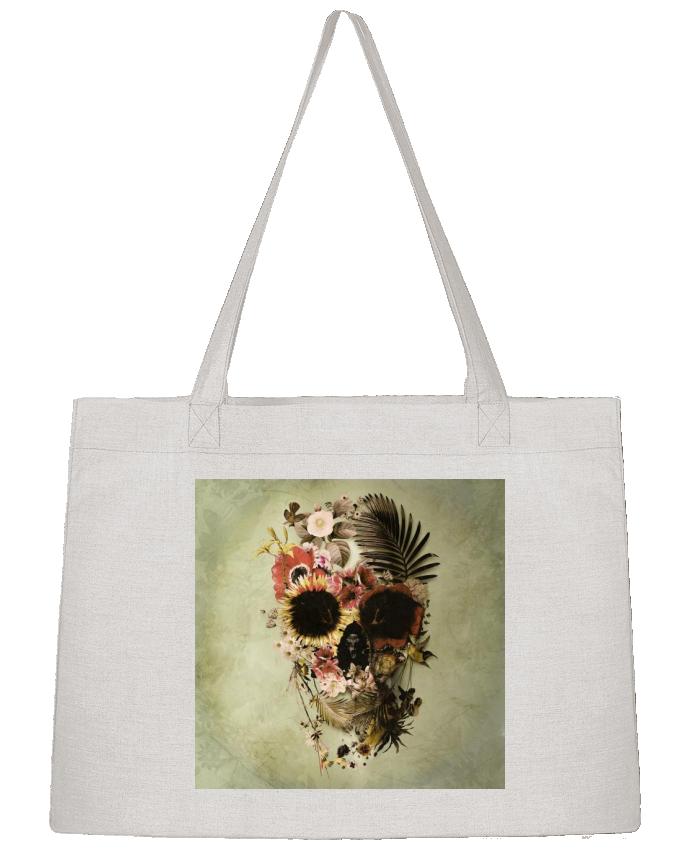 Sac Cabas Shopping Stanley Stella Garden Skull par ali_gulec