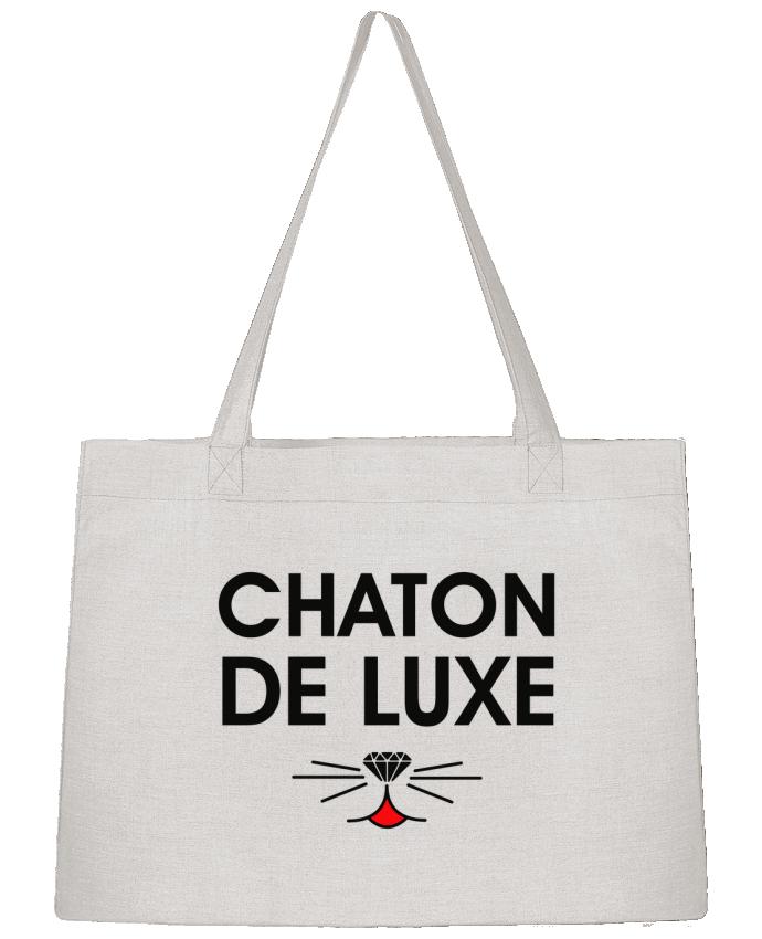 Sac Cabas Shopping Stanley Stella Chaton de luxe par tunetoo