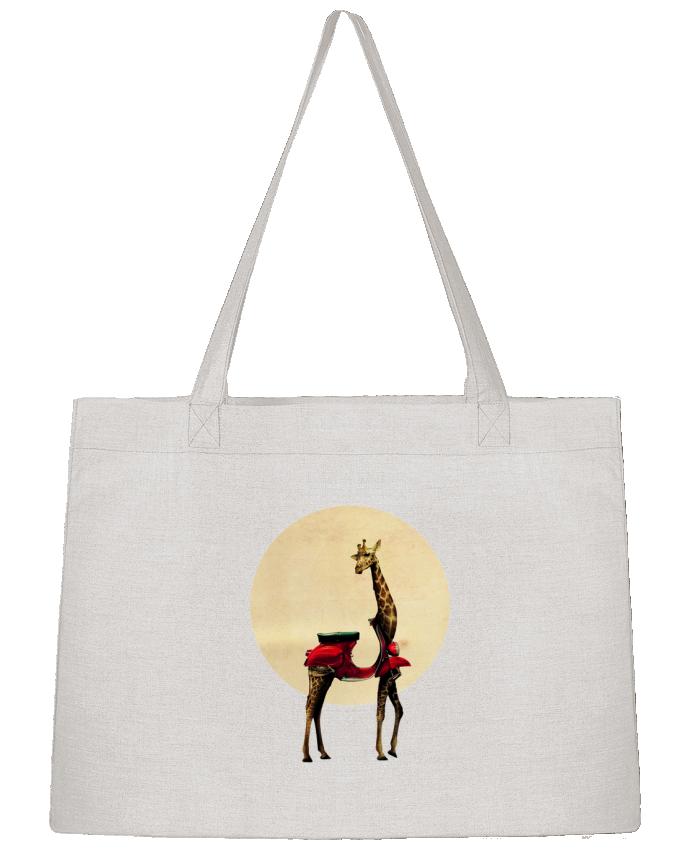 Sac Cabas Shopping Stanley Stella Giraffe par ali_gulec