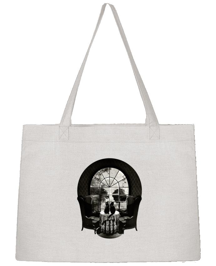 Sac Cabas Shopping Stanley Stella Room skull par ali_gulec