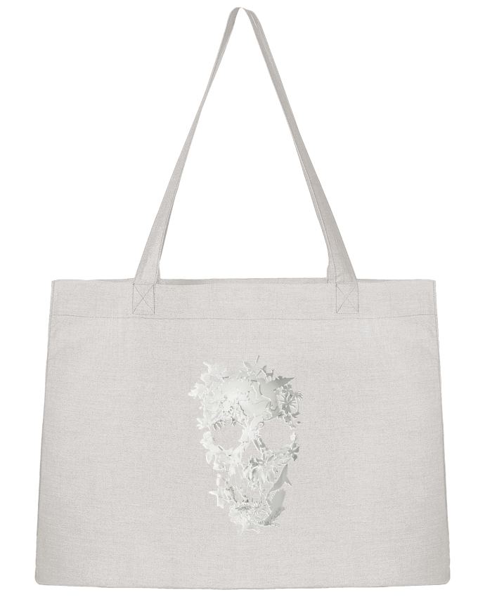 Sac Cabas Shopping Stanley Stella Simple Skull par ali_gulec