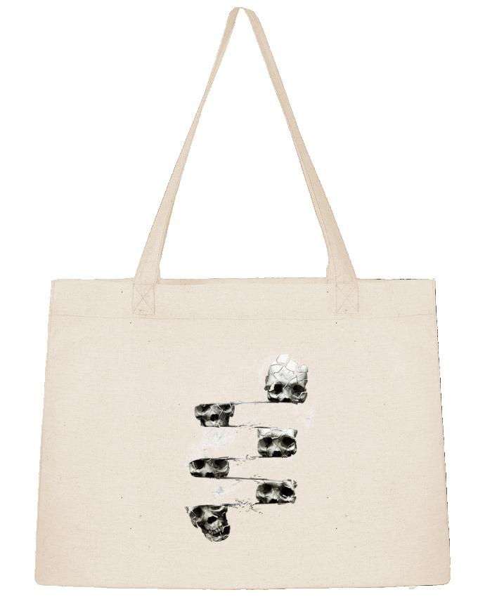 Sac Cabas Shopping Stanley Stella Skull 3 par ali_gulec