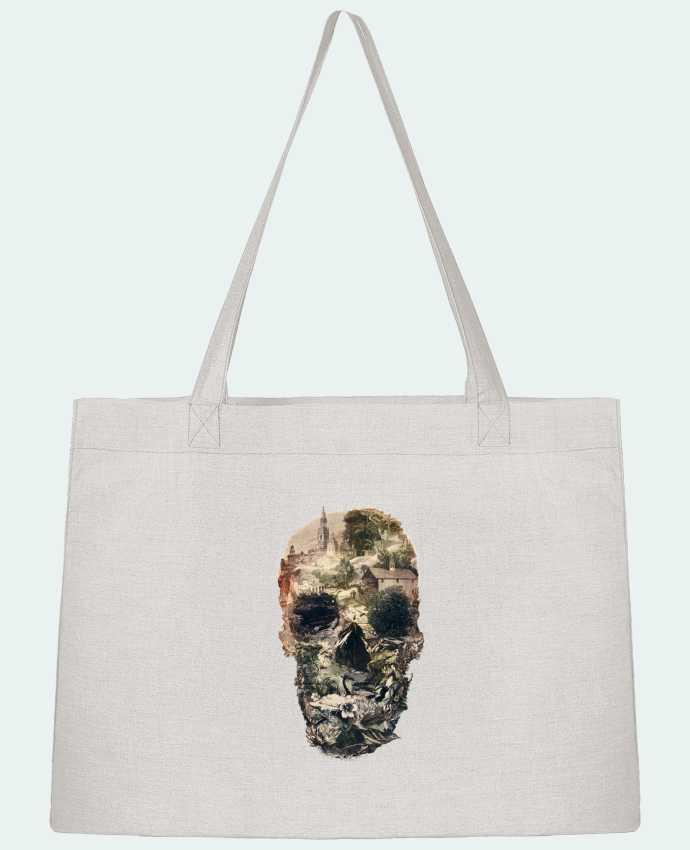 Sac Cabas Shopping Stanley Stella Skull town par ali_gulec