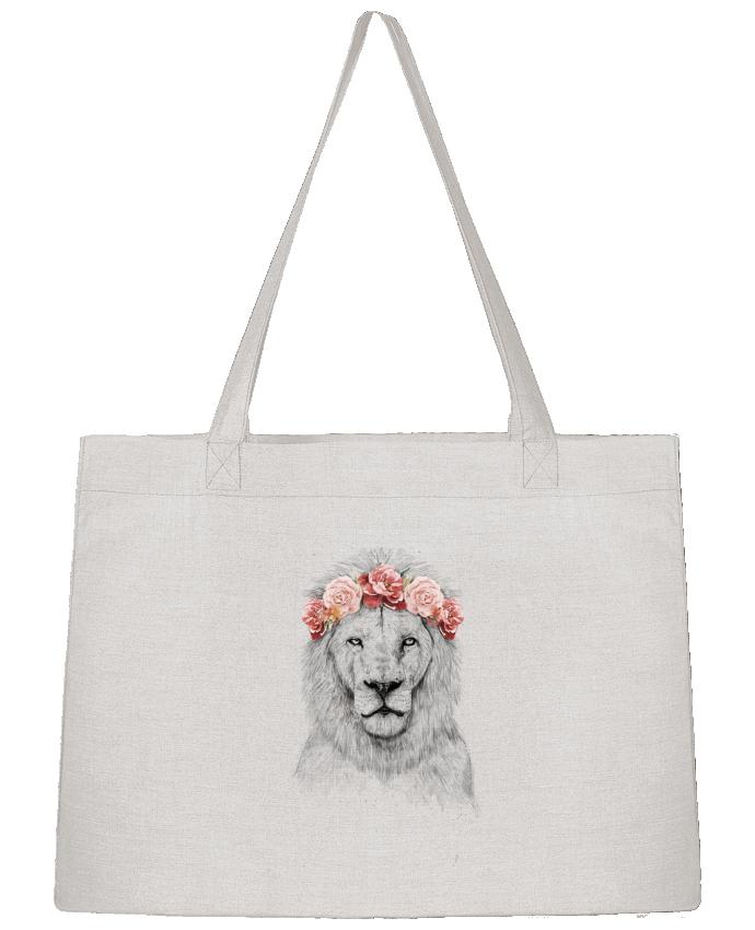 Sac Cabas Shopping Stanley Stella Festival Lion par Balàzs Solti
