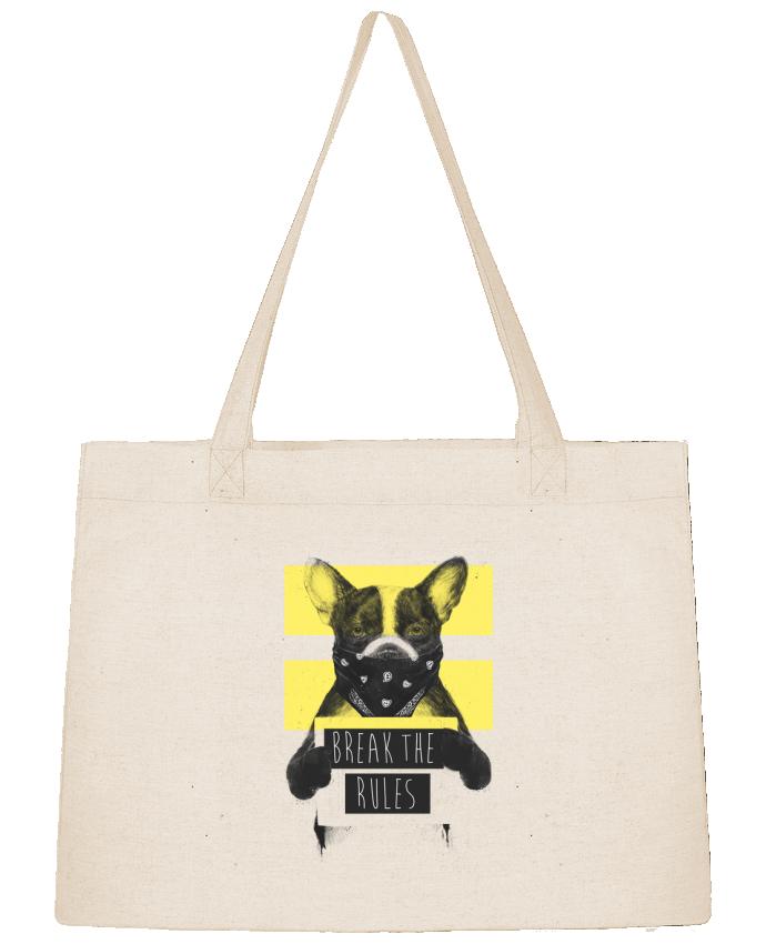 Sac Shopping rebel_dog_yellow par Balàzs Solti