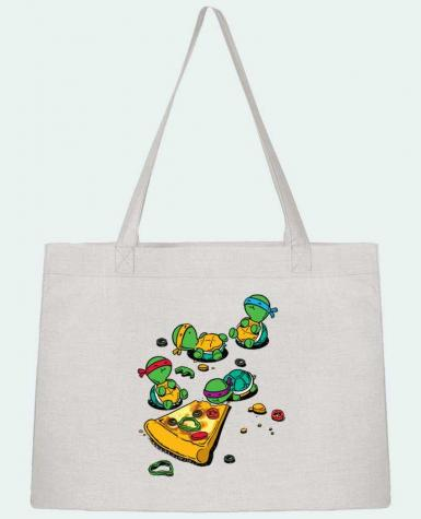 Sac Cabas Shopping Stanley Stella Pizza lover par flyingmouse365