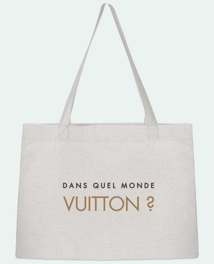 Sac Cabas Shopping Stanley Stella Dans quel monde Vuitton ? par tunetoo