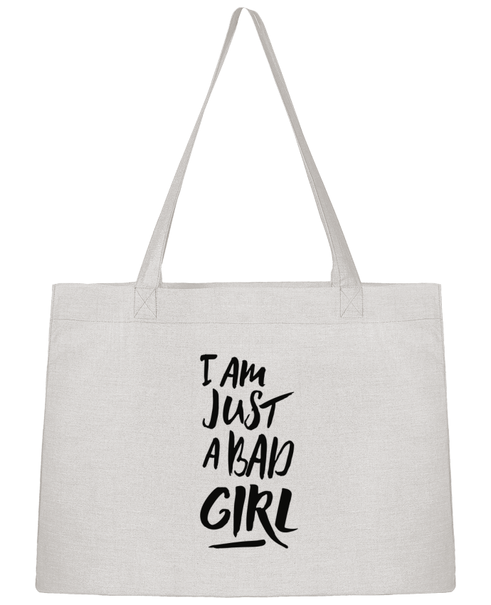 Sac Cabas Shopping Stanley Stella I am just a bad girl par tunetoo
