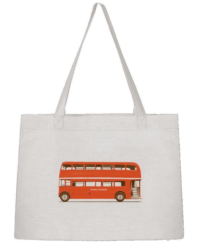 Stanley Sac par Shopping Bodart Florent Red Stella Bus Cabas London ErqOCr