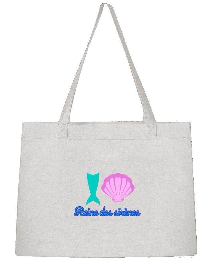 Sac Cabas Shopping Stanley Stella Reine des sirènes par WBang