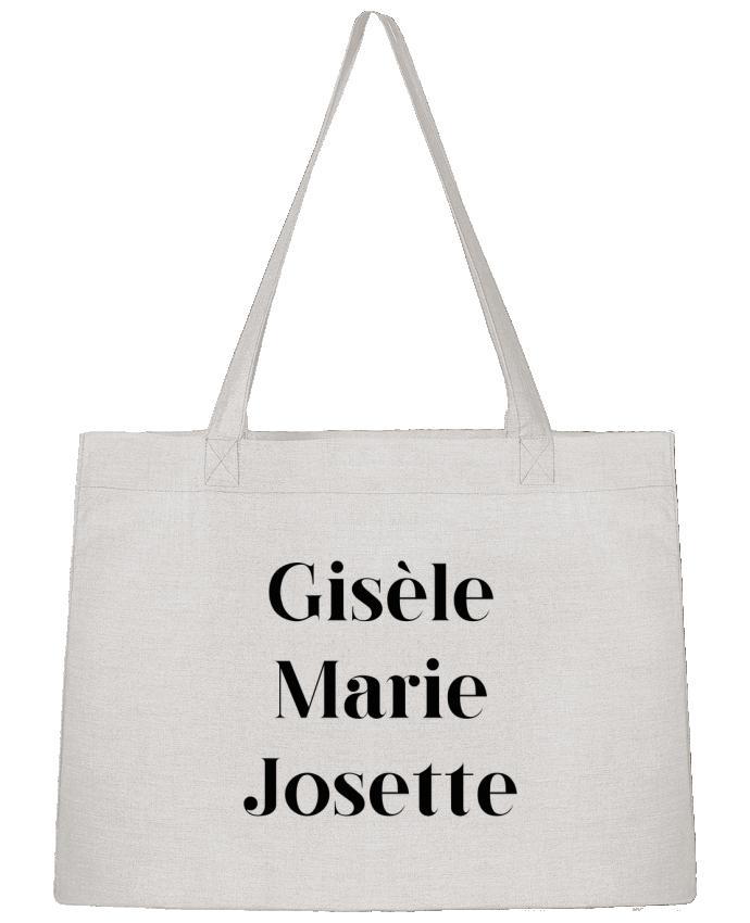 Sac Cabas Shopping Stanley Stella Gisèle Marie Josette par tunetoo