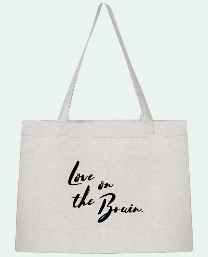 Sac Cabas Shopping Stanley Stella Love on the brain par tunetoo