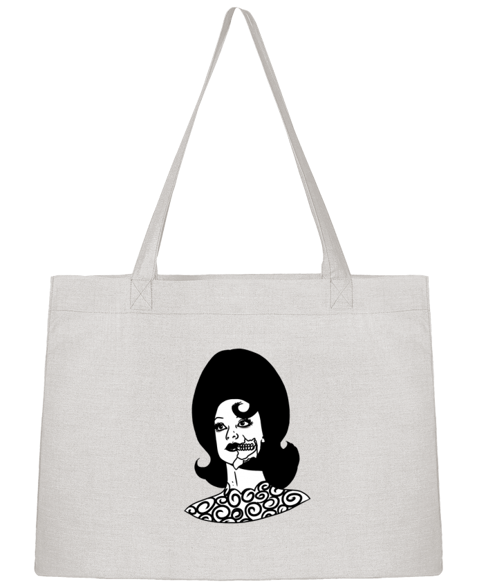 Sac Cabas Shopping Stanley Stella Miss Alien par tattooanshort