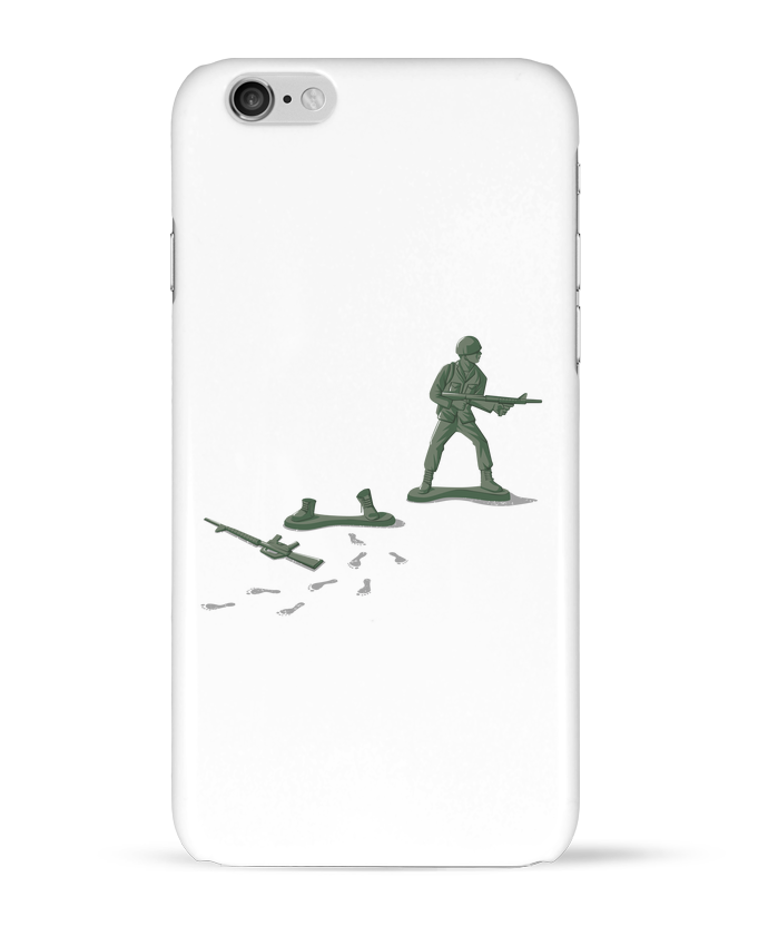 Coque 3D Iphone 6 Deserter par flyingmouse365