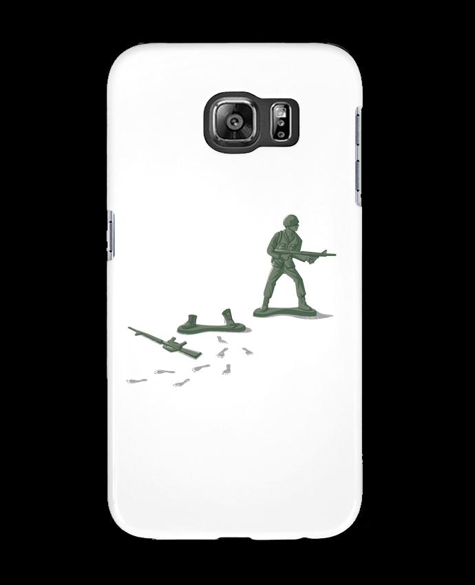 Coque 3D Samsung Galaxy S6 Deserter - flyingmouse365