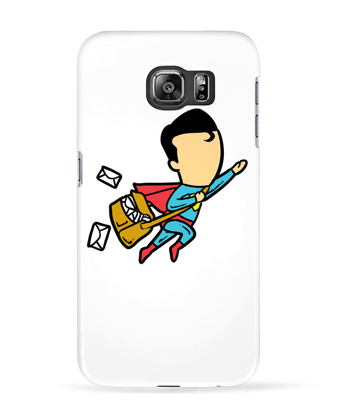 Coque 3D Samsung Galaxy S6 Post - flyingmouse365
