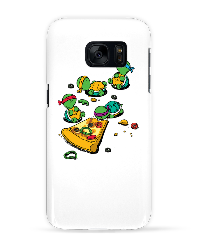 Coque 3D Samsung Galaxy S7 Pizza lover par flyingmouse365