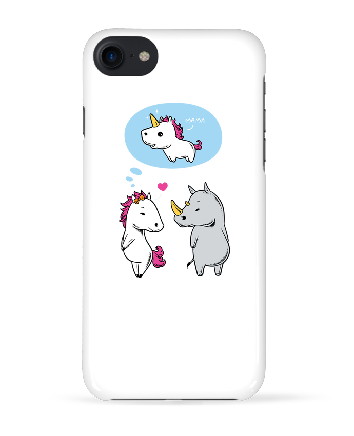 Coque 3D Iphone 7 Perfect match de flyingmouse365