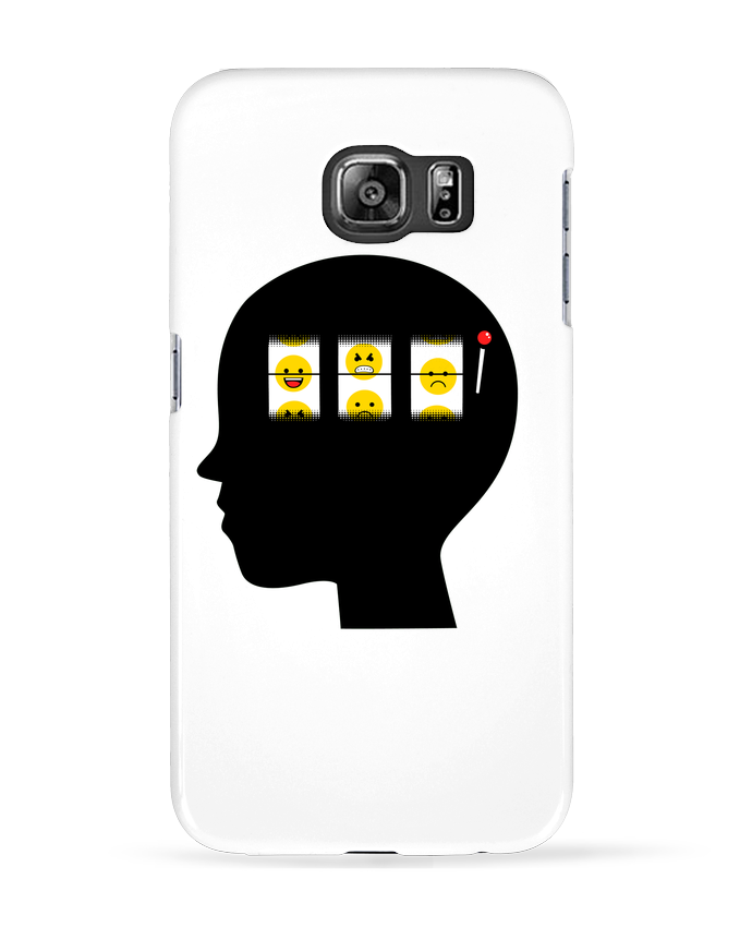 Coque Samsung Galaxy S6 Mood of the day - flyingmouse365