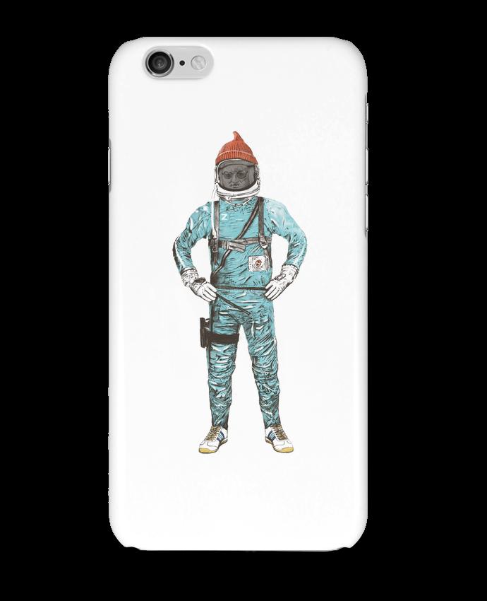 Coque 3D Iphone 6 Zissou in space par Florent Bodart