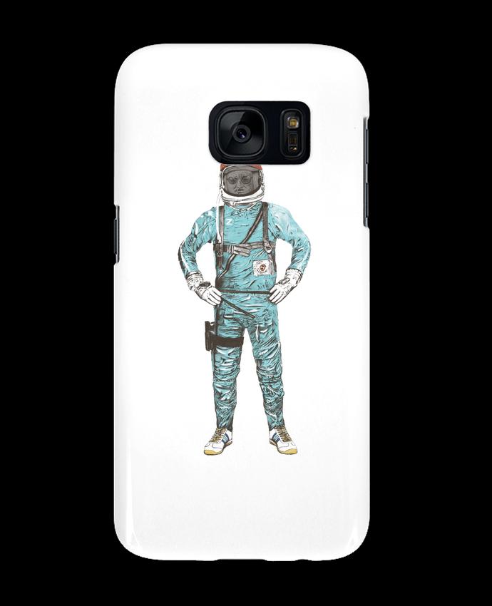 Coque 3D Samsung Galaxy S7 Zissou in space par Florent Bodart