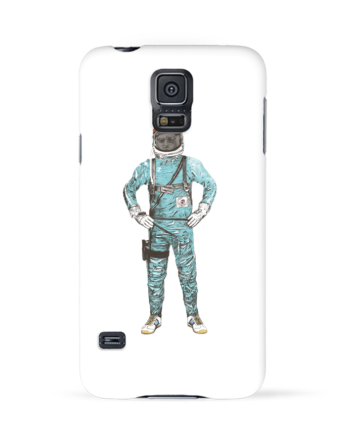 Coque 3D Samsung Galaxy S5 Zissou in space par Florent Bodart