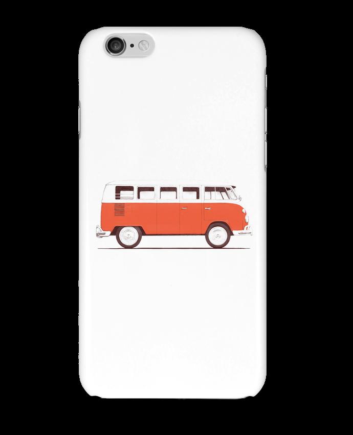 Coque 3D Iphone 6 Red Van par Florent Bodart