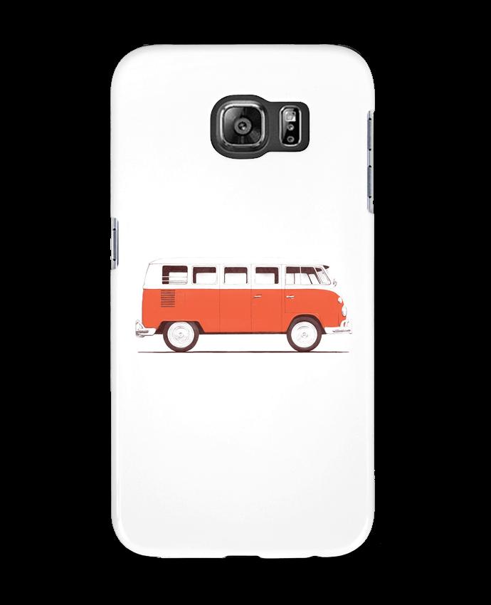 Coque 3D Samsung Galaxy S6 Red Van - Florent Bodart