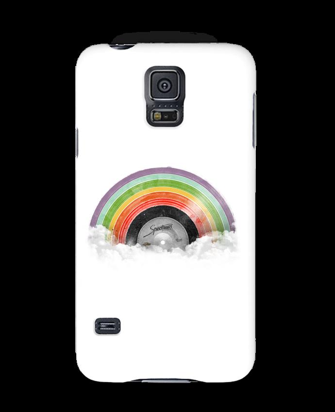 Coque 3D Samsung Galaxy S5 Rainbow Classics par Florent Bodart
