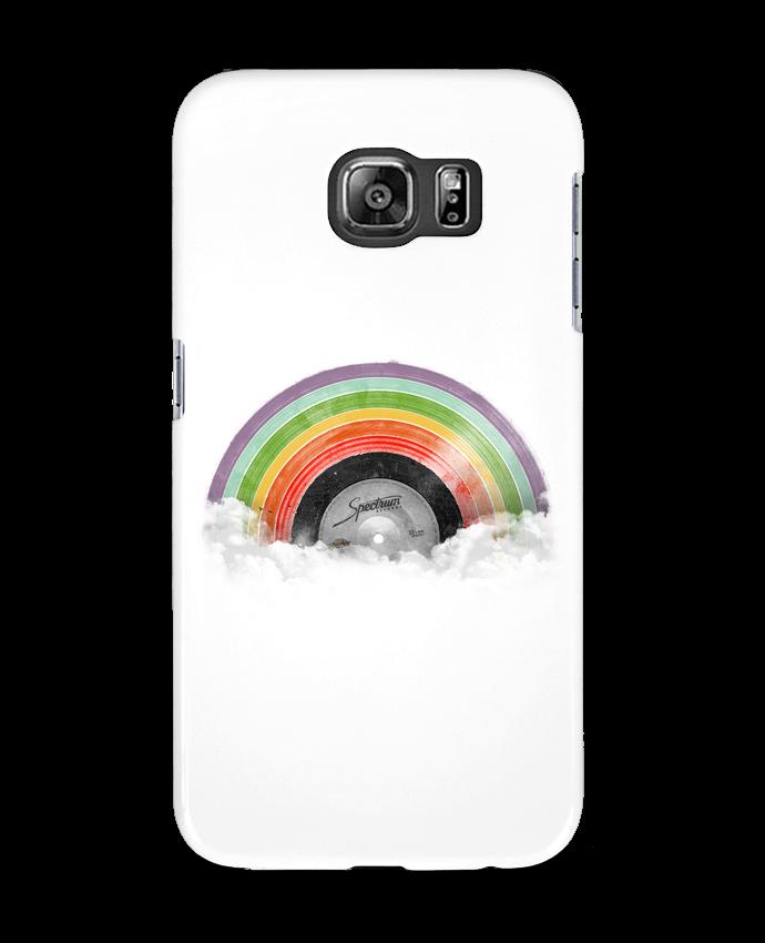 Coque 3D Samsung Galaxy S6 Rainbow Classics - Florent Bodart