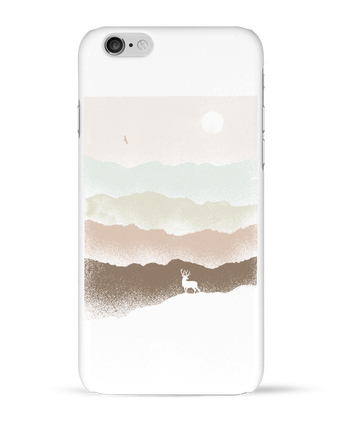 Coque 3D Iphone 6 Quietude par Florent Bodart