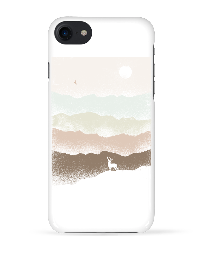 Coque 3D Iphone 7 Quietude de Florent Bodart