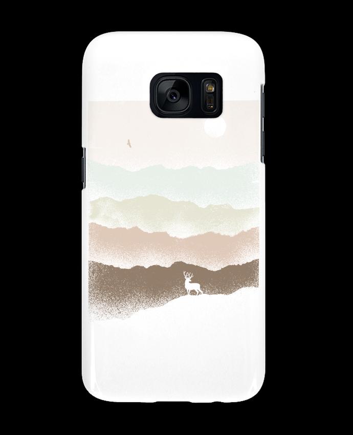 Coque 3D Samsung Galaxy S7 Quietude par Florent Bodart
