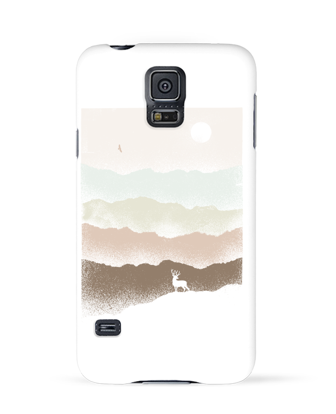 Coque 3D Samsung Galaxy S5 Quietude par Florent Bodart