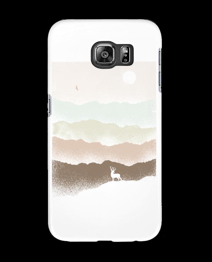 Coque 3D Samsung Galaxy S6 Quietude - Florent Bodart