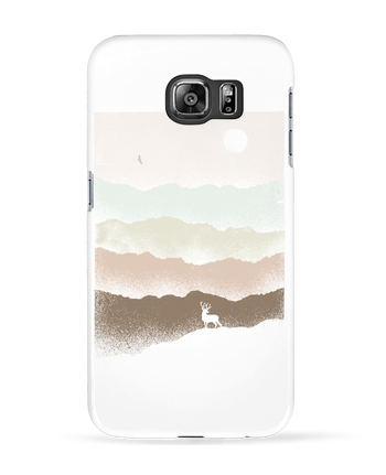 Coque 3D Samsung Galaxy S6 Quietude - Florent Bodart